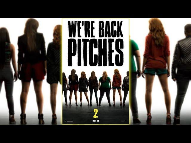 Pitch Perfect 3 2017 Full Hindi Movie DVDScr Download