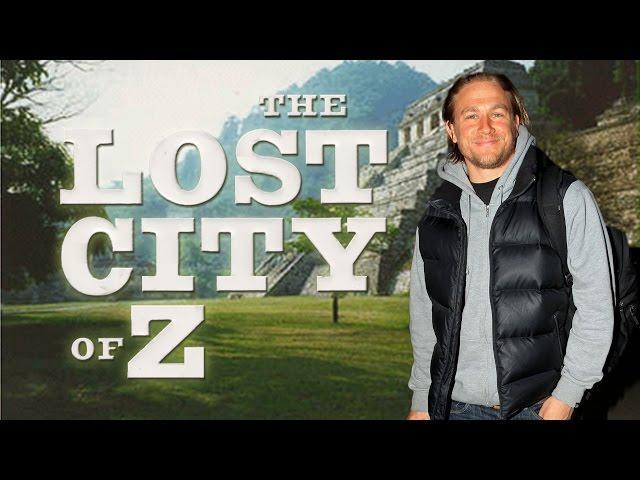 David Grann - The Lost City of Z - Knopf Doubleday