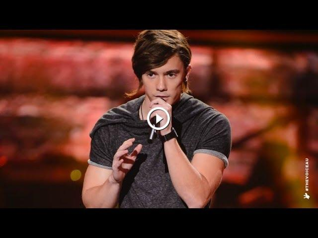 Jacob Lee sings Story Of My Life | The Voice Australia 2014