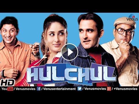 Hulchul | Hindi Movies 2016 Full Movie | Akshaye Khanna | Kareena