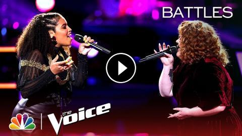 Six Voices Battle to Songs by Alessia Cara, George Strait and Mariah
