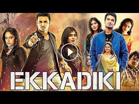 New South Indian Full Hindi Dubbed Movie | Ekkadikki (2018