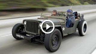 Rat Rod Jeep Death-Wish Trip! - Roadkill Episode 15