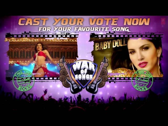 War Of Songs Lovely Or Baby Doll Vote Now Deepika Padukone