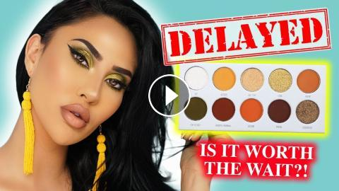 MORPHE x JACLYN HILL - THE VAULT PALETTE | IS IT WORTH THE