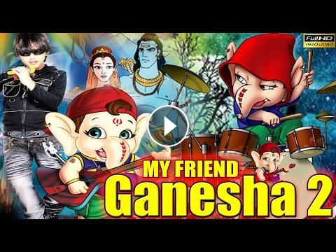 Hindi Full Movie My Friend Ganesha 2 Animated Movies 3d