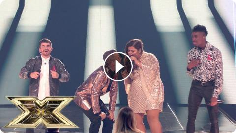 Robbie Williams and the X Factor Finalists | Final | The X