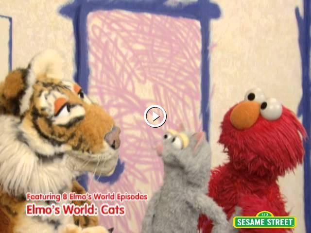 Sesame Street Elmo S World All About Animals Preview