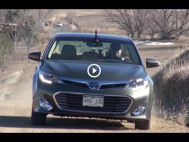 Toyota Avalon 0 60 >> 2014 Toyota Avalon Hybrid 0 60 Mph Quick Take Review