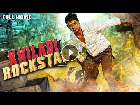 Khiladi Rockstar New Hindi Dubbed Full Movie 2018 Kannada Comedy