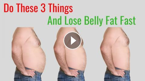How To Lose Belly Fat Fast With Lemon Water And Apple Cider Vinegar