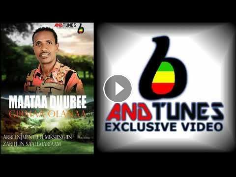 Girmaa Olanaa - ኢትዮጵያ ሙዚቃ   New Ethiopian Oromo Music 2018