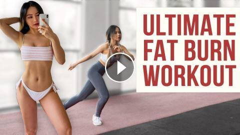 ULTIMATE Full Body FAT BURN Workout