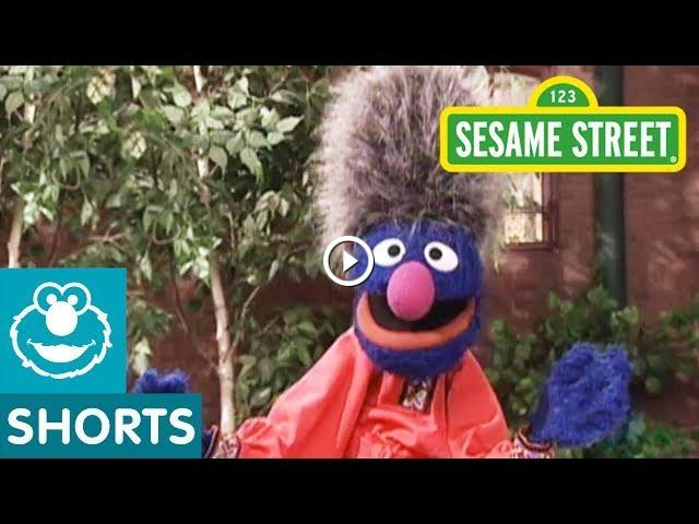 Sesame Street: Grover Dances from Russia to Sesame Street