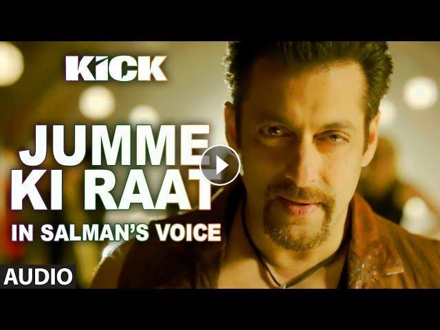 Jumme Ki Raat Full Audio Song | Kick | Salman Khan