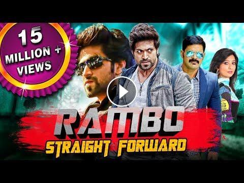 Rambo Straight Forward (Santhu Straight Forward) 2018 Hindi Dubbed