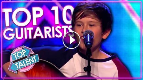 Best Singer Guitarists That SHOCKED The Judges on X Factor